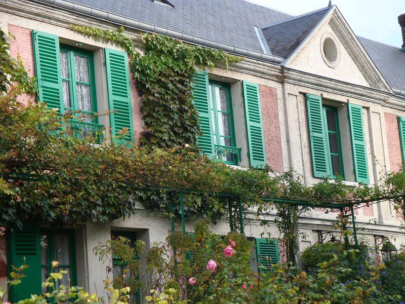 Das Haus von Claude Monet