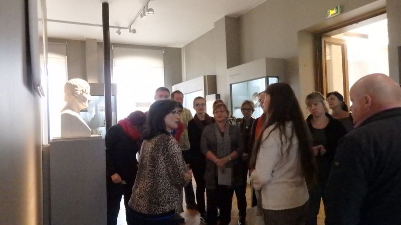 Im Porzellanmuseum